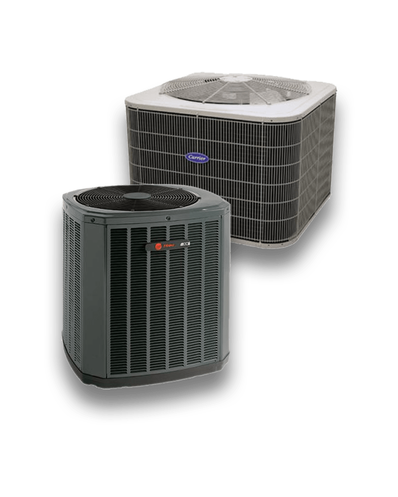trane and carrier authorized dealer