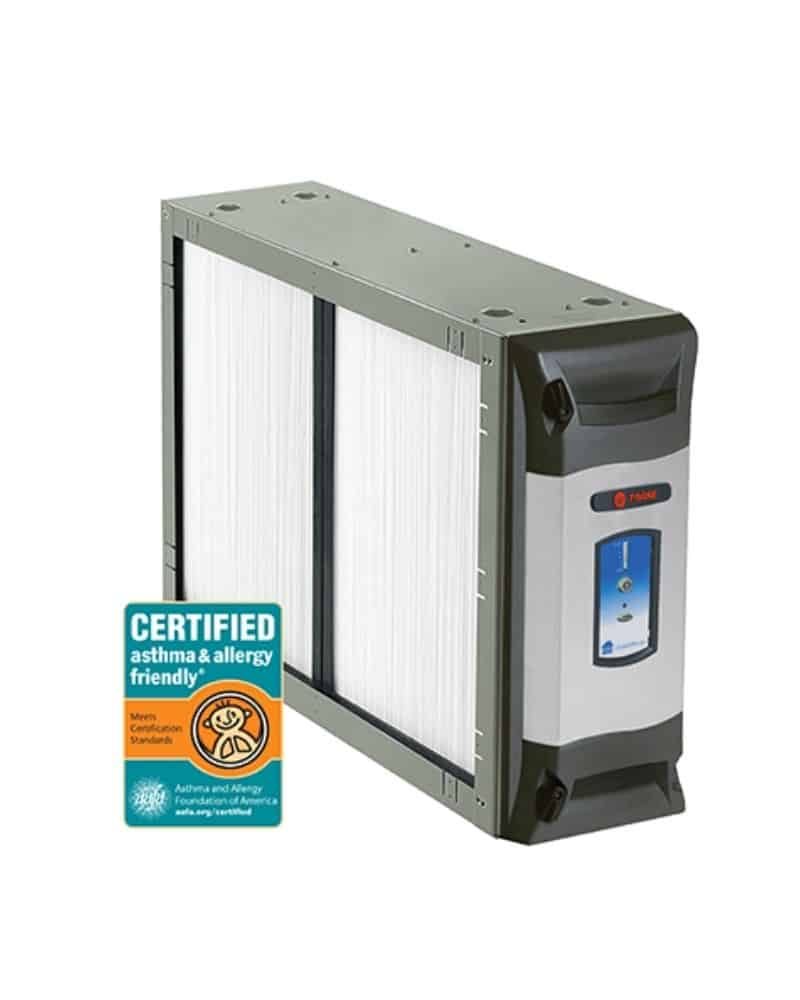 trane cleaneffects air cleaner unit